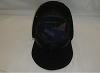 BG sabre Coach Mask with leather protector