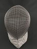 BG superior (SG) elec. sabre fencing MASK (1000 NW Stainless Protector)