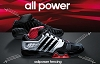Adidas 2012 Adipower Fencing shoes (Black)