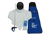 Sabre Beginner SET 5 pieces Basic with fencing bag