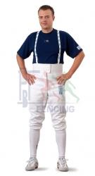 pbt super light 800n fie fencing pants
