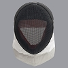 Allstar 1600N removable foil FIE MASK with conducting bib