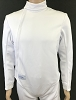 BG Ultra Stretch fencing JACKET (Front Zipper 100% Nylon)
