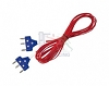 PBT Long life epee body cord