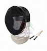 PBT 1600N FIE Foil fencing MASK with conducting bib