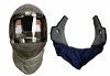 BG FIE Sabre MASK with clear visor