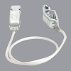 Uhlmann / Allstar Electric sabre or foil connector (Mask cord)