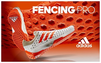 Adidas Fencing Pro 16 Shoes for 2016 Olympic games