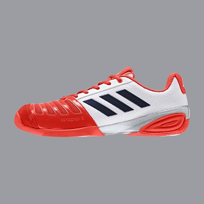 Adidas D'Artagnan V fencing SHOES RED