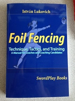 Electric Foil Fencing Istva'n Lukovich