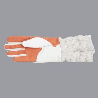 Allstar electric saber glove stainless steel