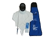 Foil Beginner SET 5 pieces Basic with fencing bag
