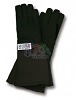 PBT Coach glove black for saber lessons
