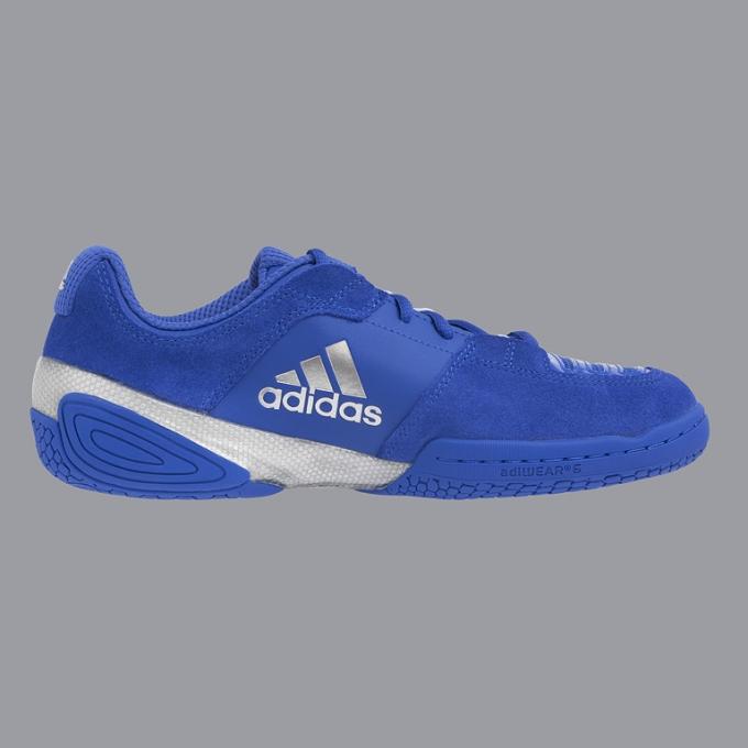 factible Injusto neutral  Adidas D'Artagnan V fencing SHOES Blue/White