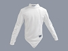 BG 350NW Stretch fencing Jacket with functioning lining.