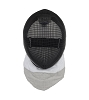 BG 1600N FIE foil fencing MASK with conducting bib