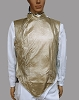 FINAL SALE Female ECO light weight foil lame (no exchange or return) *READ