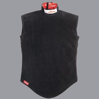 Allstar Leather Coach Vest without sleeves