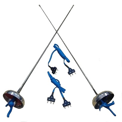 Super Electric epee set 4 pieces