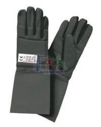 PBT Coach glove black for foil/epee lessons